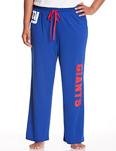 New York Giants sleep pant