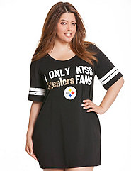 Pittsburgh Steelers sleep shirt