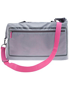 Perforated active tote bag by Lane Bryant