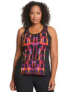 TruDry flame print tank