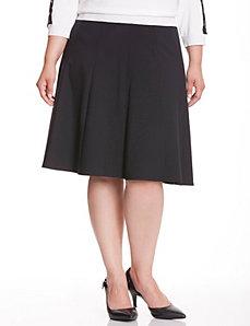 Ponte flippy skirt
