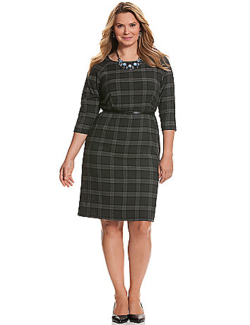 Sheath dress by Lane Bryant