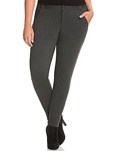 6th & Lane moto skinny pant
