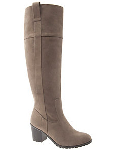 Wide Width Wide Calf Riding Boot