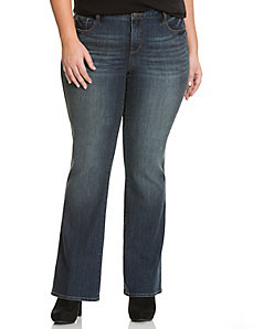 Sculpted bootcut jean by DKNY JEANS