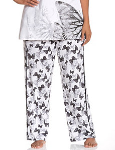 Butterfly sleep pant