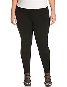 Seamed legging by DKNY C