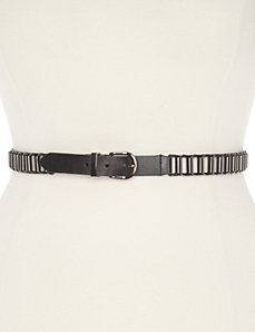 Tubular link belt