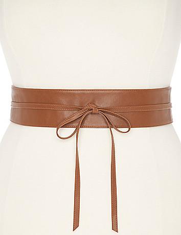 Obi wrap belt