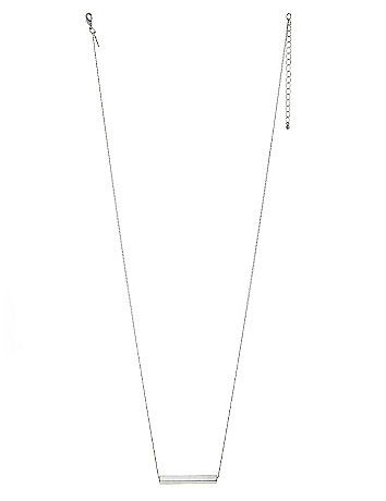 Bar necklace by Lane Bryant