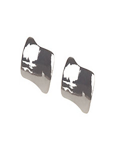 Modern wave earrings by Lane Bryant