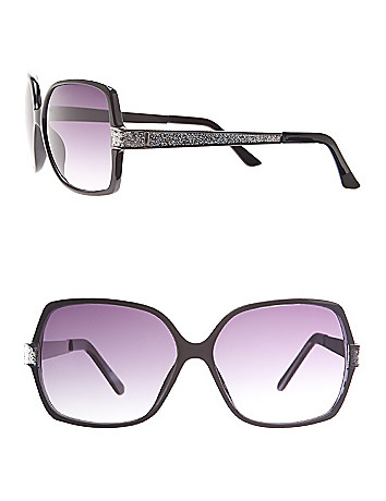 Glitter dusted sunglasses