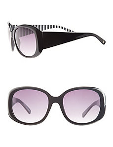 Striped arm sunglasses
