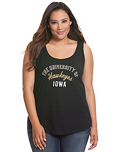 University of Iowa embellished tank