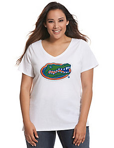 University of Florida embellished tee