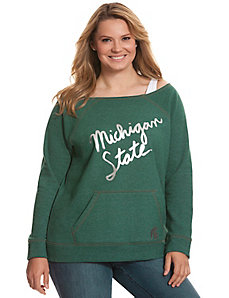 Michigan State University sweatshirt
