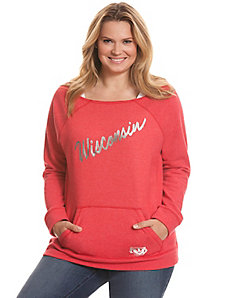University of Wisconsin sweatshirt