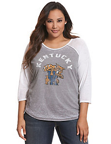 Kentucky 3/4 sleeve tee
