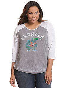 Florida 3/4 sleeve tee