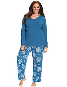 Snowflake PJ set