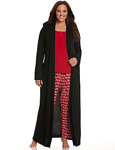 Long modal robe