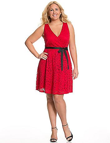 12aa5870b30 Sparkly Dresses  Cocktail Dresses Lane Bryant