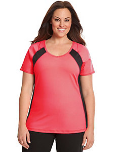 TruDry wicking active tee