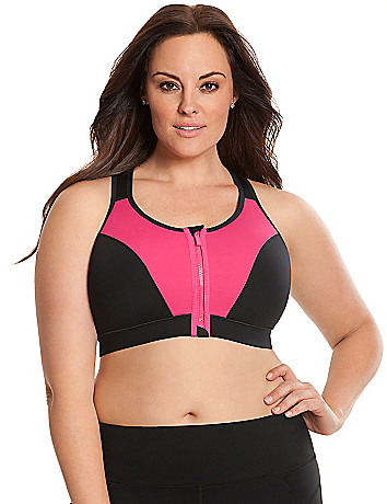 Sports Bras at Macy's come in all sizes and styles. Find a sports bra that fits you best! • High-impact sports bras. This type of sports bra is ideal for high-intensity workouts like running, aerobics and cycling. Look for styles that provide extra support using underwire and padding for comfort. Plus Sizes Clear. 14W. 1X (1) 16W. 1X.