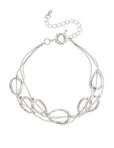Link illusion bracelet
