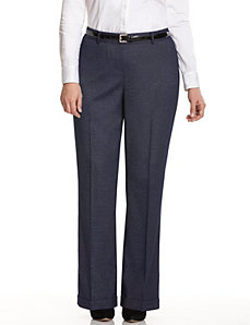 Lena refined denim trouser