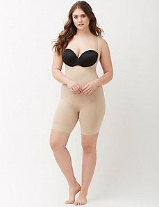 Open bust bodysuit