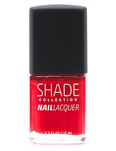 Racing Red nail lacquer