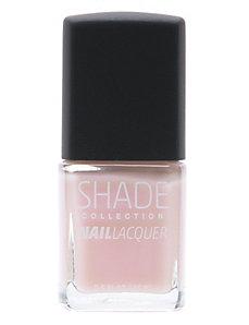 Petal Pink nail lacquer