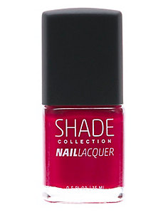 Power Red nail lacquer