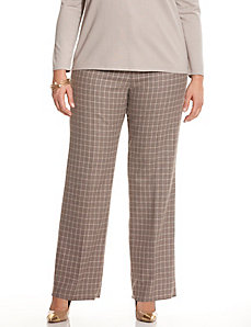 Madison wool trouser by Pendleton