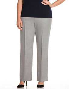 Wool true fit trouser by Pendleton