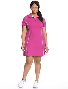 Cooling polo dress