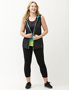 TruDry wicking hooded vest