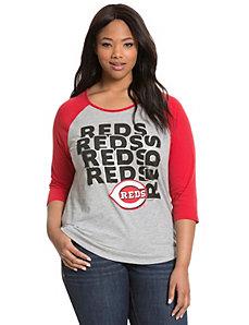 Cincinnati Reds baseball tee