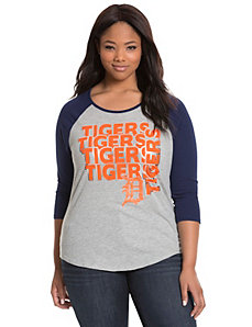 Detroit Tigers baseball tee