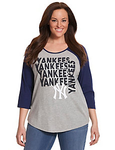 New York Yankees baseball tee