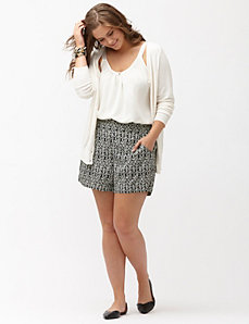 Printed soft short