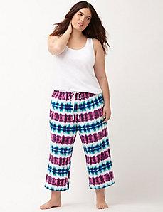 cropped sleep pant