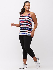 Motion stripe active tank