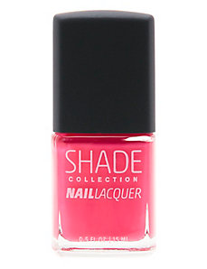 Tropical Pink nail lacquer