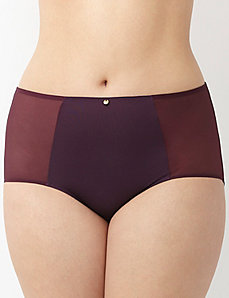 Dazzler illusion brief panty