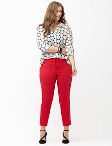 Lena Sexy Stretch ankle pant