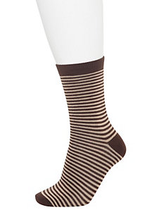 Striped crew socks 2-pack