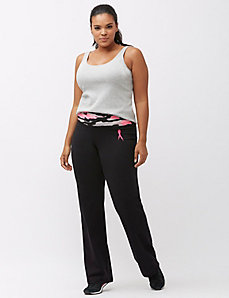 Combat Cancer yoga pant