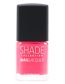 Knockout Pink nail lacquer